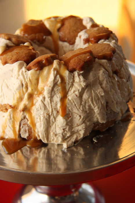 gingerbread icecream