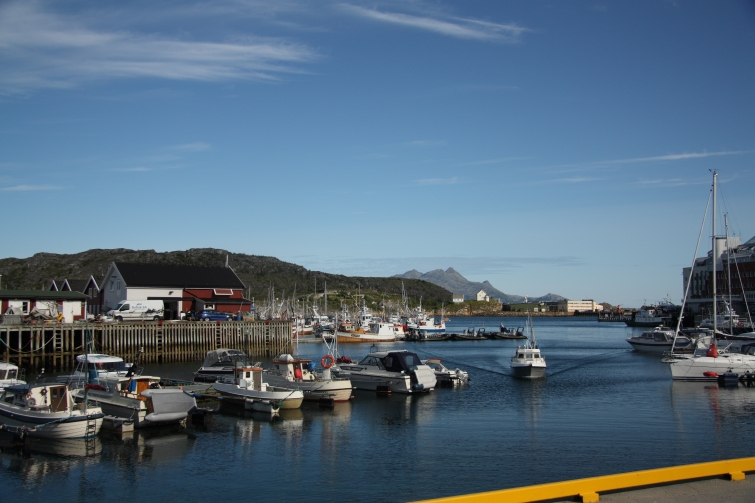 bodø harbor