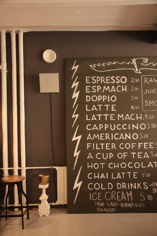 cafe kokko menu