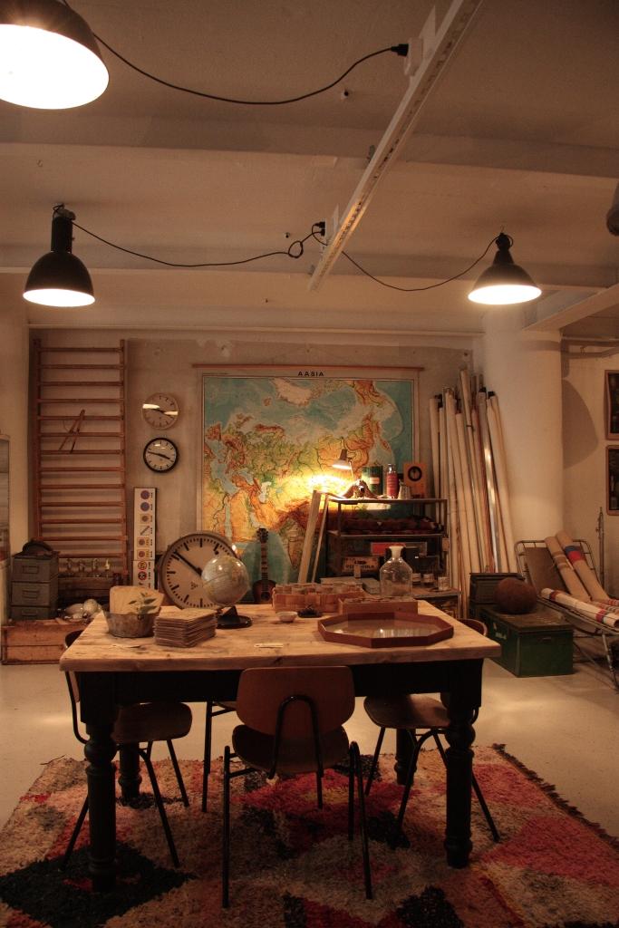 cafe kokko vintage interior design