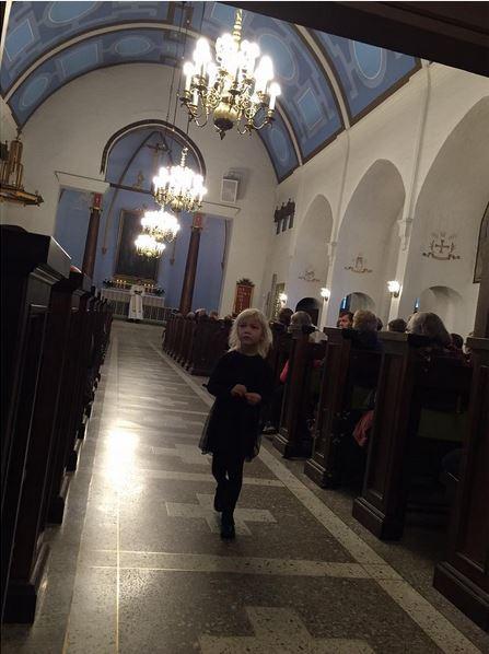 ensimmäinen adventti valkealan kirkko