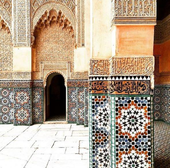 moroccon tiles