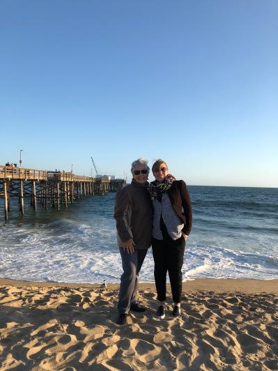 Carole and I
